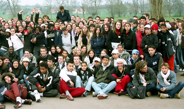 Photo de groupe de 2004
